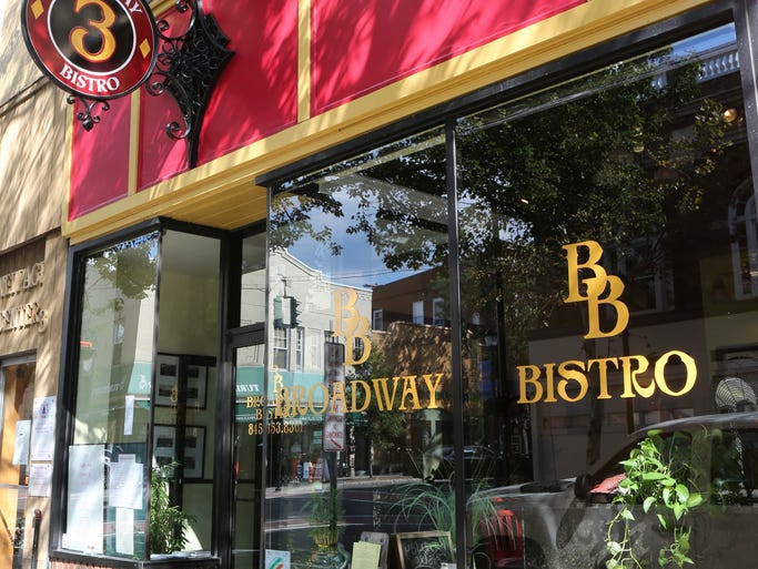 Broadway Bistro in Nyack has been renovated and now includes a cocktail bar.