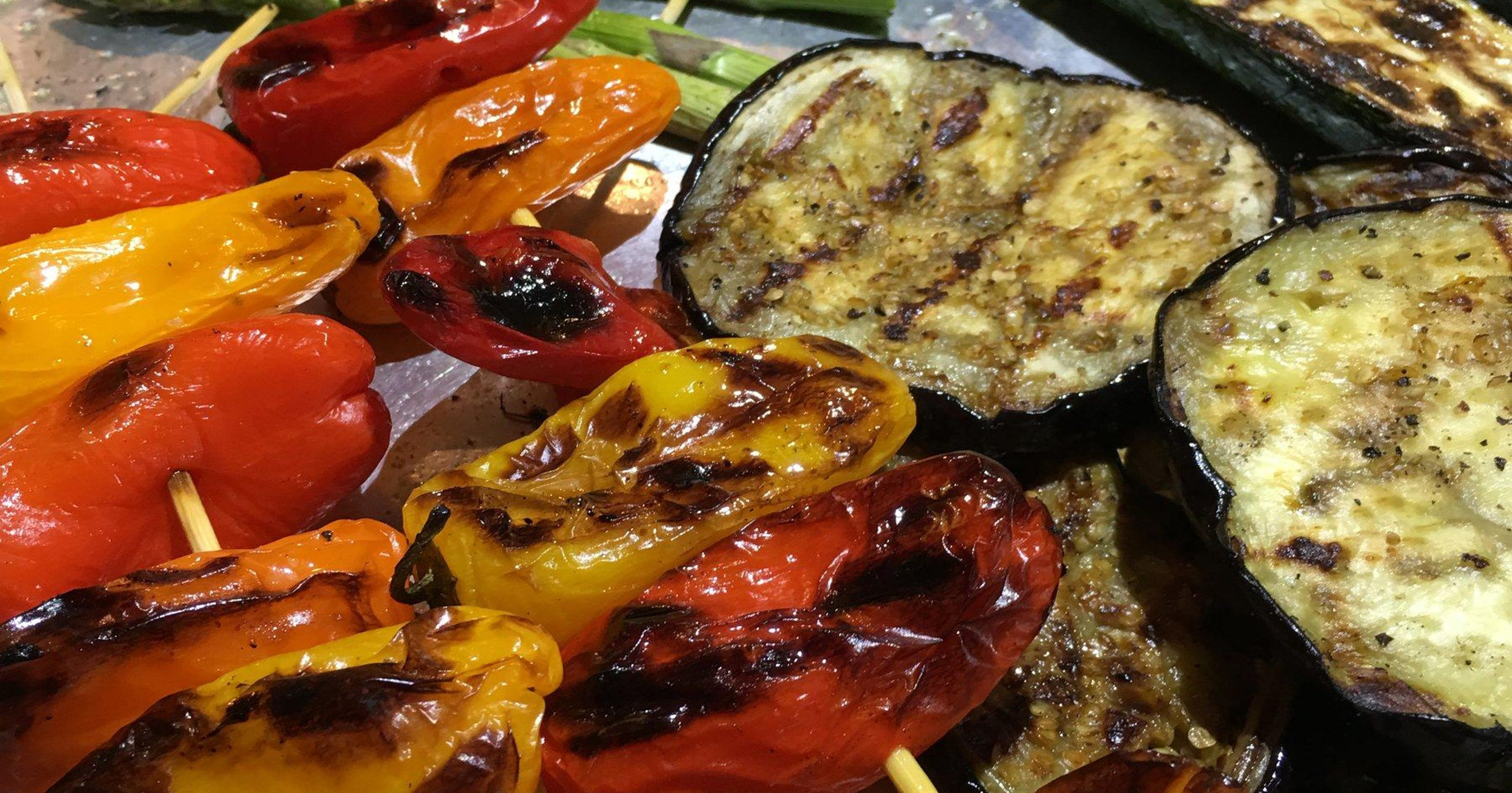 How to grill vegetables successfully