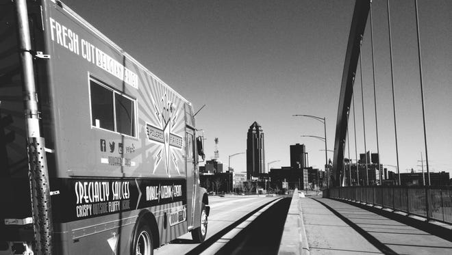 """It's all true — Des Moines is going to have a """"food truck scene."""""""