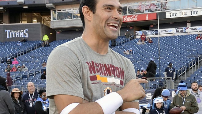 Former USC quarterback Mark Sanchez is joining ESPN as a college football analyst.