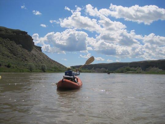 2 - Marias River
