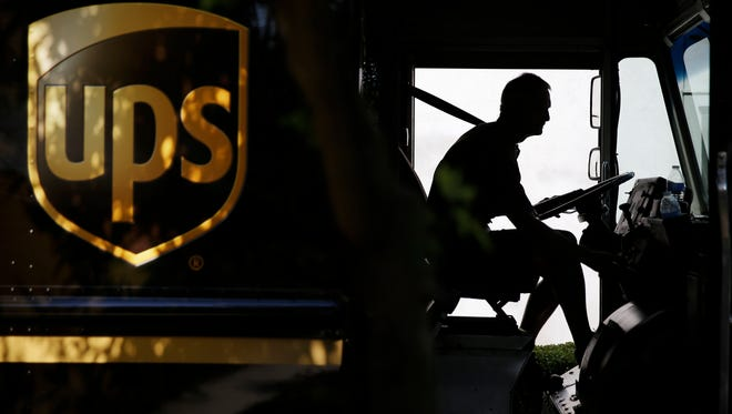 United Parcel Service will hire 95,000 employees for this holiday season.