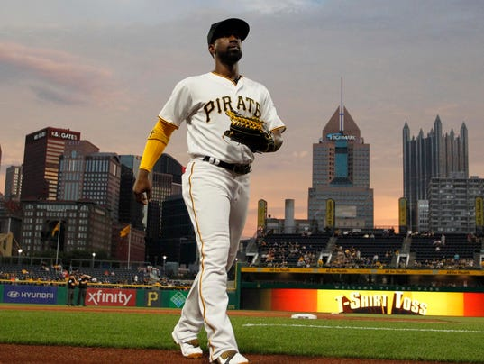 MLB: Los Angeles Dodgers at Pittsburgh Pirates