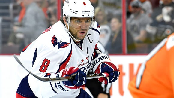 Alex Ovechkin and the Washington Capitals are kings