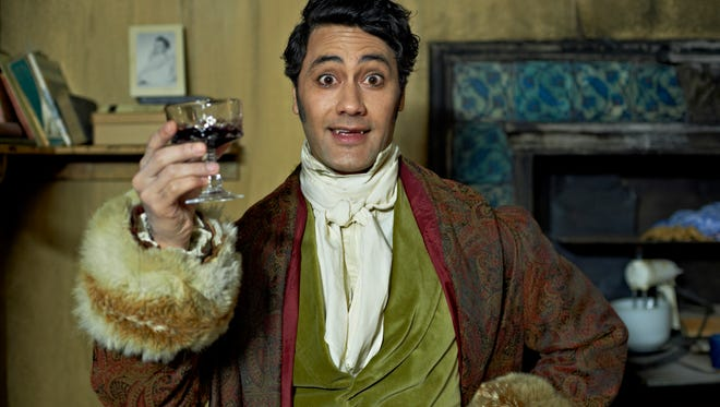 Taika Waititi plays Old World vampire Viago in a modern New Zealand setting in 'What We Do in the Shadows.'