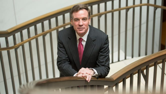 Sen. Mark Warner, D-Va., a former tech entrepreneur and a member of the Senate Intelligence Committee