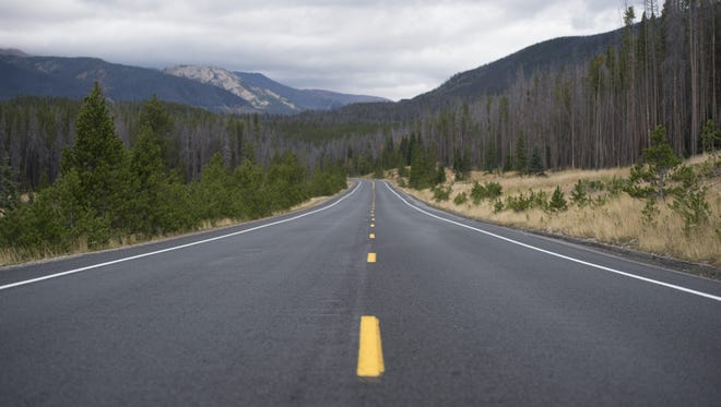 Rocky Mountain National Park staff will be conducting hazard tree mitigation through tree removal above Milner Pass along Trail Ridge Road through late October.