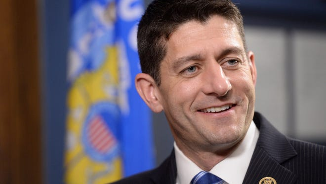 Ryan is too important to become speaker of the House.
