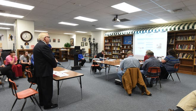 The Cotter School Board voted Monday, Jan. 25, 2016 during a special meeting to hire Ray and Associates, Inc. to conduct a nationwide search for the district. Cotter is looking for a new superintendent in time for the 2016-2017 school year.