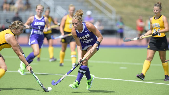 Former JMU and Pocomoke field hockey star was recently named to the United States field hockey women's national team.