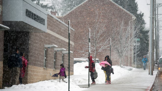 This year's storms have been a challenge for school districts. Some have needed to add makeup days, while others are keeping original closing dates intact -- so far.
