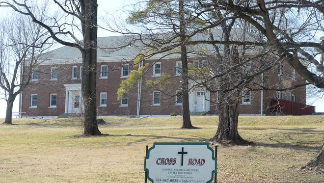 Cross Road Christian Recovery Center for Women Tuesday, Feb. 23, 2016,  at 6512 U.S. 27 S. between Richmond and Liberty.