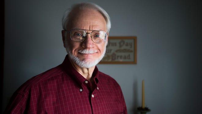 Endicott resident Dave Schriber, 70, performs with Binghamton University Chorus, the Madrigal Choir of Binghamton, the Basically Bach Ensemble and the Harmony Club of Binghamton.