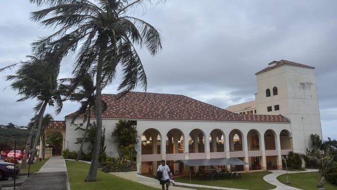 The Redemptoris Mater Seminary in Yona.