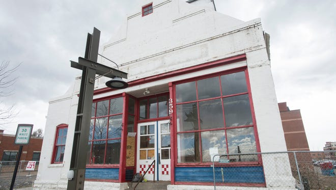 The old Northern Colorado Feeders Supply building at Willow and Linden St. will be repaired to open Ginger and Baker, a restaurant and bakery, in Fort Collins.