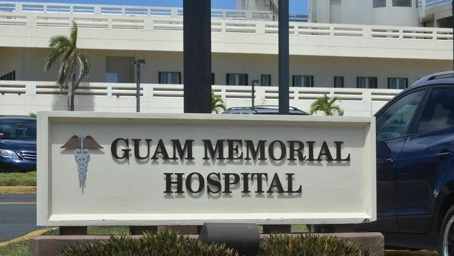 Guam Memorial Hospital.