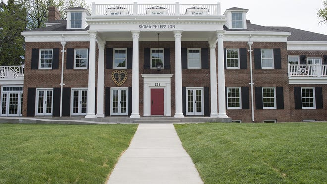 The Sigma Phi Epsilon fraternity house, 121 E. Lake St., has undergone a $3 million renovation. The updated amenities and addition of a library are the first renovation to the home since 1956.