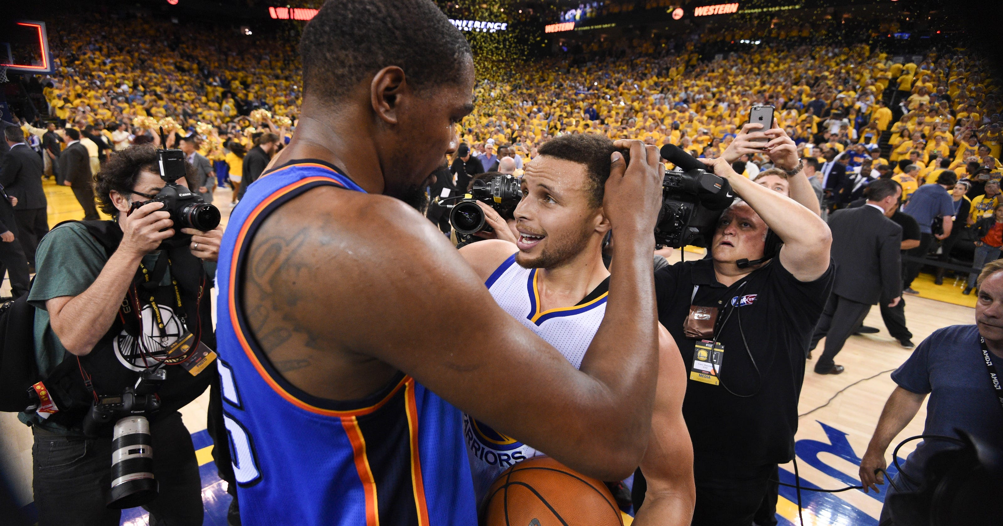 2a64c70453e How Kevin Durant s decision to join Warriors affects the NBA