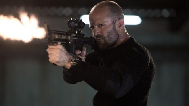 """Jason Statham returns in """"Mechanic: Resurrection."""""""