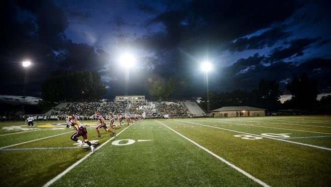High school football games played at French Field in the 2016 season will be streamed online at Coloradoan.com