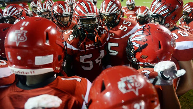 Vero Beach can clinch its third consecutive district title against Fort Pierce Central next week.
