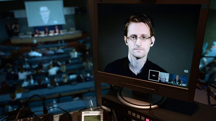 Edward Snowden: Joe Biden told countries there'd be 'consequences' if they granted him asylum