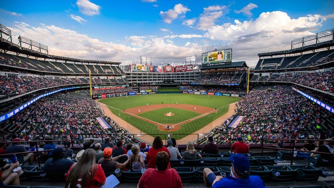 Voters in Arlington are pondering a ballot measure that would provide $500 million in funding for a new stadium to replace Globe Life Ballpark.