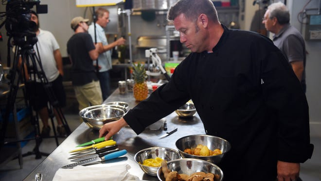 In 2016, local chef Scott Calhoun was selected to appear in his own cooking show, and many of the scenes for the pilot were filmed on the Treasure Coast.