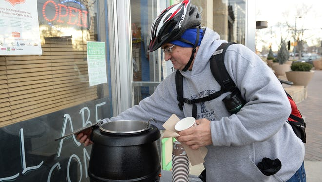 Winter Bike to Work Day is planned for this Wednesday.