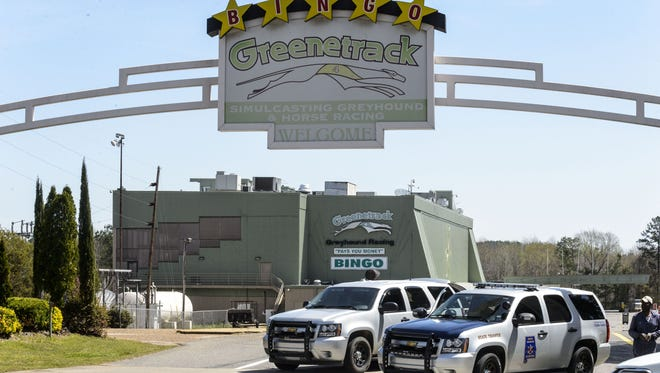 GreeneTrack in Greene County would be protected under a proposed local amendment filed last week.