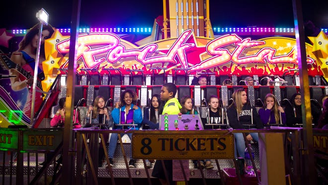 There are plenty of activities to keep children entertained at the St. Lucie County Fair from Friday through March 5.