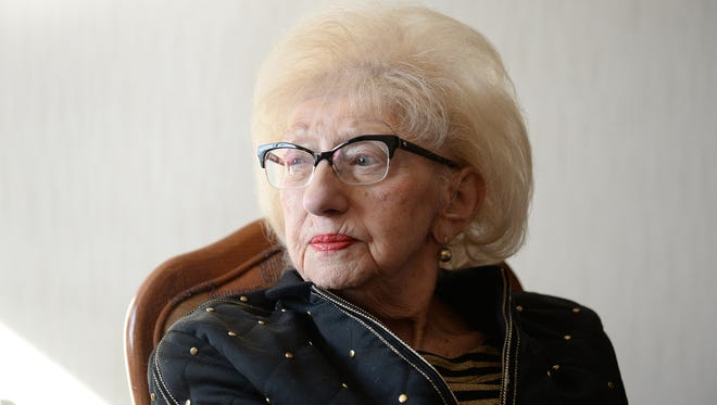 Holocaust survivor Fanny Starr will speak at CSU on Wednesday as part of CSU's 20th annual Holocaust Awareness Week. Starr endured several Nazi concentration camps, including Auschwitz.