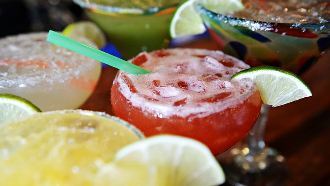 La Buena Vida has an extensive margarita menu, developed by co-owner Hugo Caballero, Jr. The recipes forgo sweet and sour mixer in favor of fresh fruit juices.