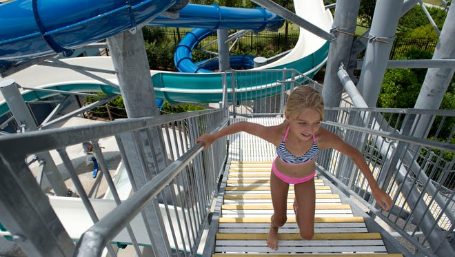 Sailfish Splash is a great place to take the family during spring break.