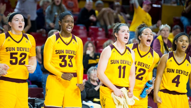 Arizona State takes on Michigan State in the first round of the NCAA Tournament on Friday.