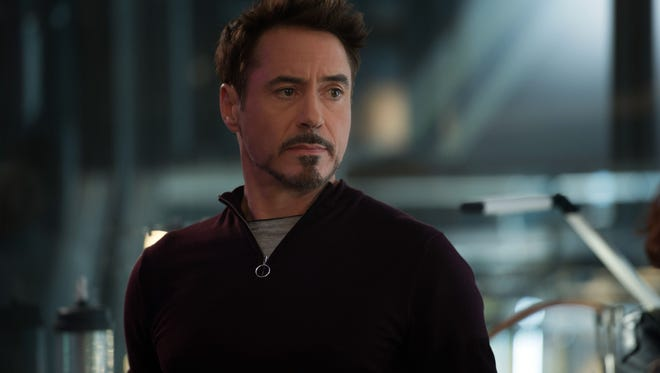 """Robert Downey Jr., shown here in a scene from the motion picture """"Avengers: Age Of Ultron,"""" is among the backers of a new kids' streaming content studio Pocketwatch."""