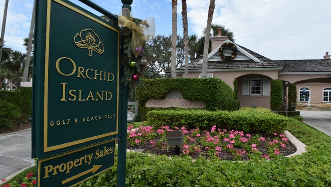 The town of Orchid is cutting its property-tax rate by 40 percent after building up a $1 million reserve fund to help pay for future hurricane damage.