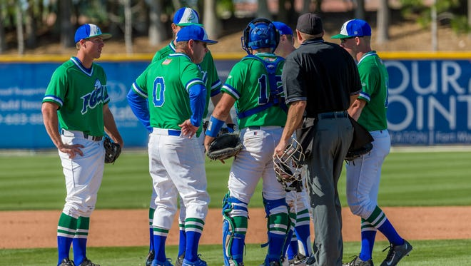FGCU coach Dave Tollett has been working hard to get his team back to its dominating early-season form.