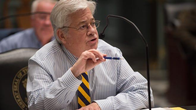 State Auditor Tom Wagner