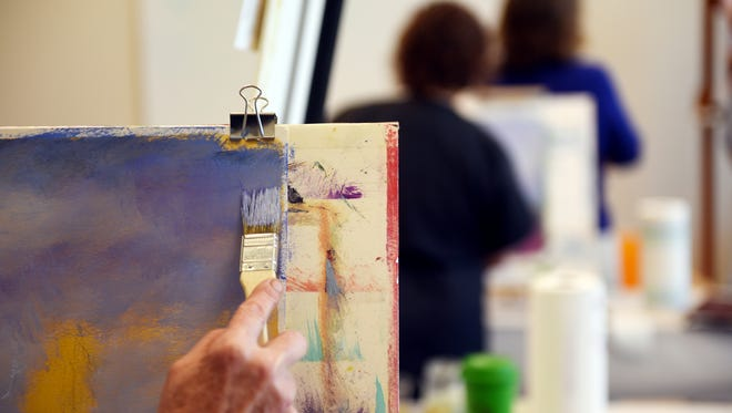 Find art lessons, dance classes and things to do in TCPALM's community calendars.