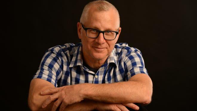 Author Tom Perrotta in New York on Aug. 3.