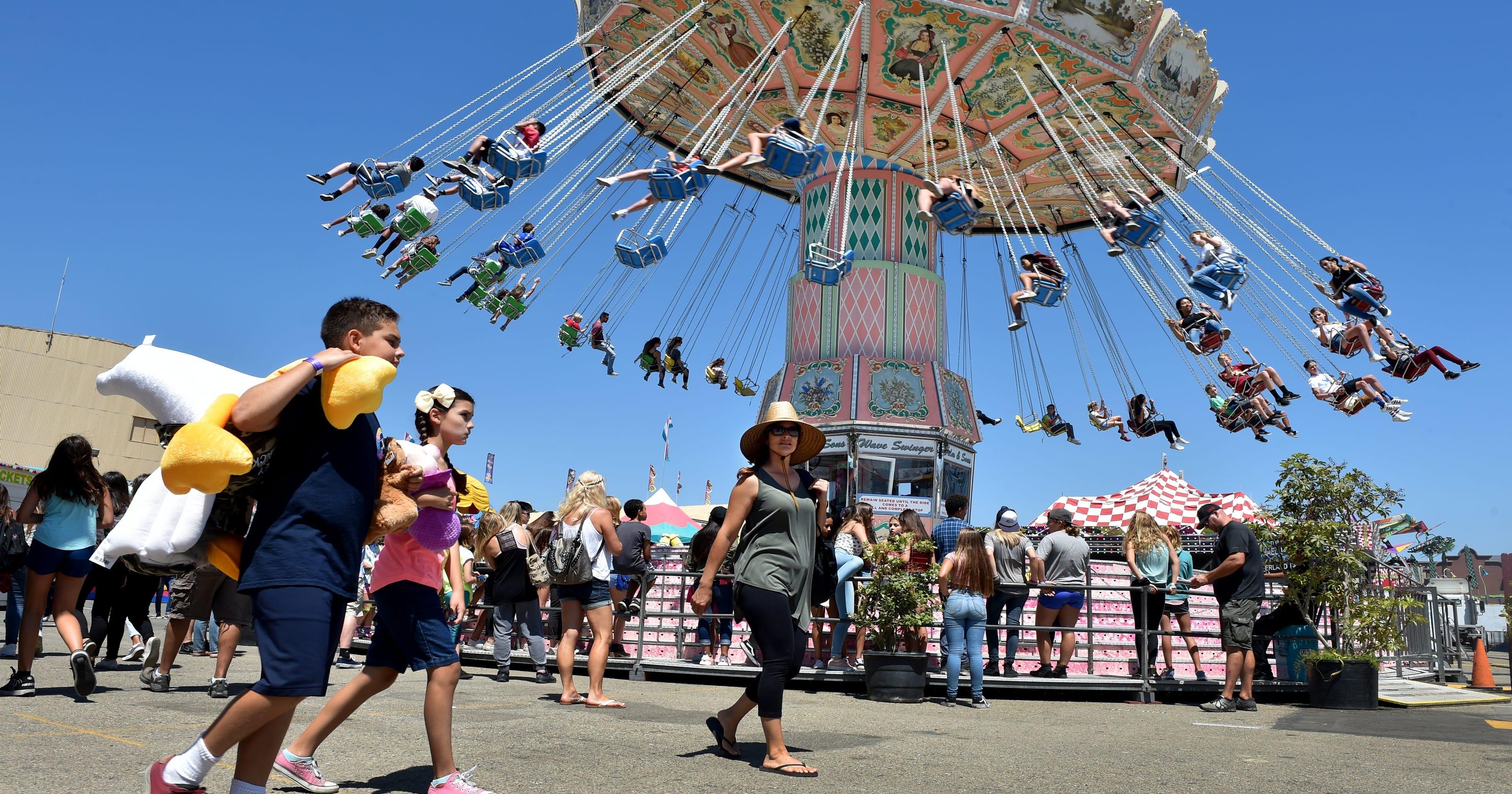 2018 Ventura County Fair Your Guide