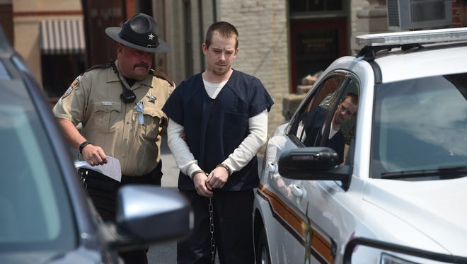 Jeffery A. Craun Jr. was found not guilty of voluntary manslaughter Tuesday in Augusta County Circuit Court.