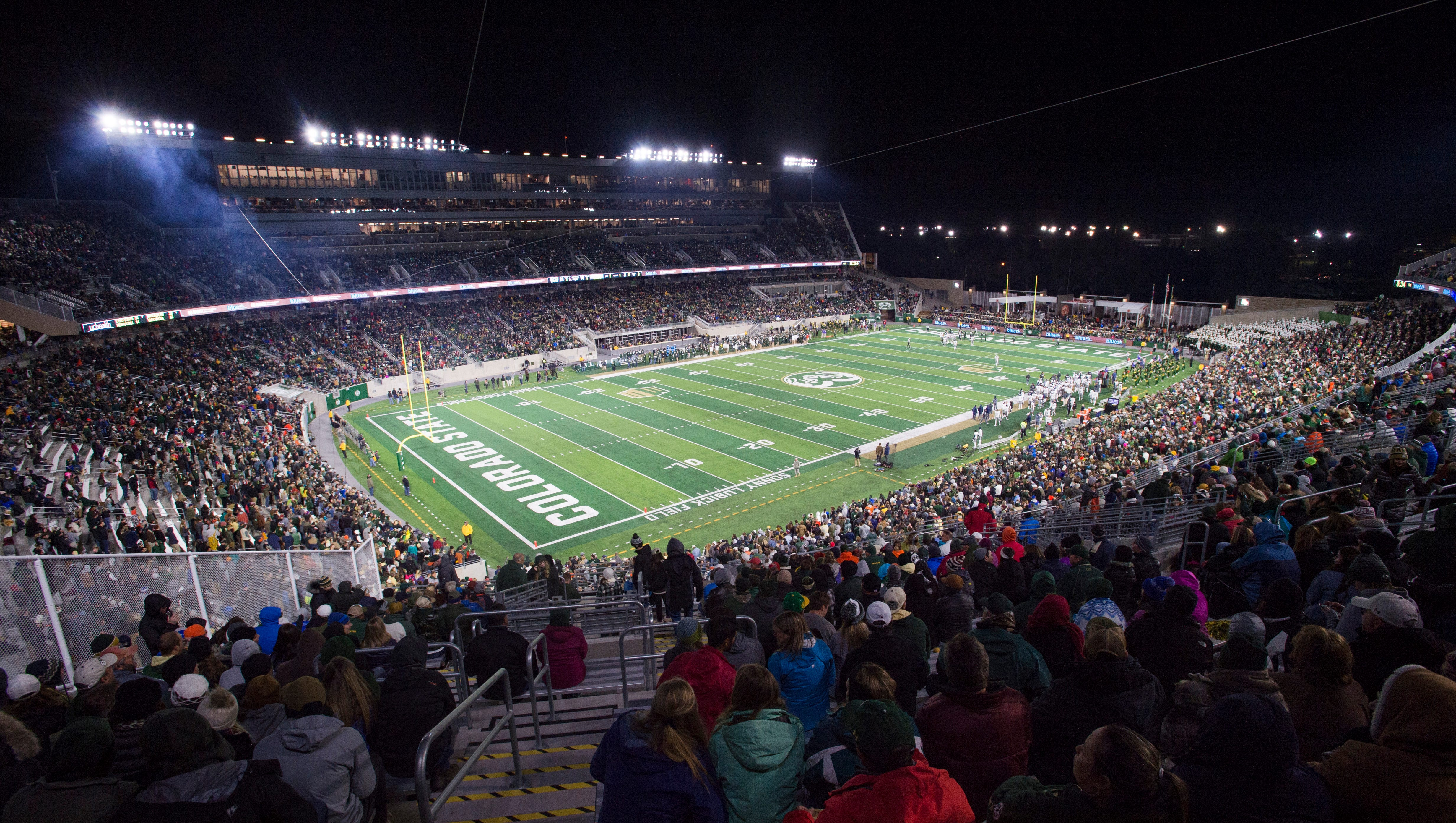 Csu Tries To Lure Fans Who Leave Football Game Early