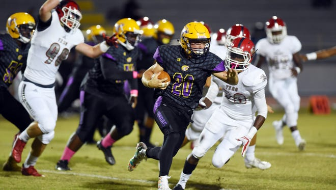 Fort Pierce Central's football team won only two games in 2017, but the Cobras also played the toughest schedule among the area's 13 teams.