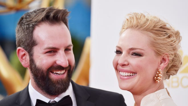 Actress Katherine Heigl and her musician husband Josh Kelley were reportedly spotted in Fort Collins Sunday.