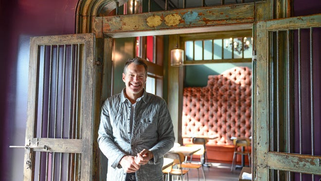 Brian Bolter is co-owner of Red Red Wine, located on 48th Street in Ocean City.