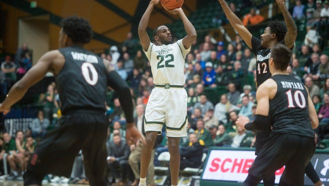 CSU's J.D. Paige, out since Jan. 24 with a broken hand, is expected to return to the lineup Wednesday night when the Rams host Boise State.