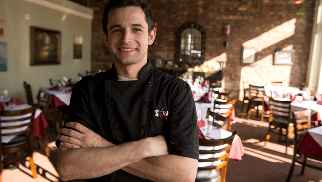 Josh Steiner of Strano! Italian Restaurant in Cooper Young is moving his place to the former Jim's Place location in East Memphis.