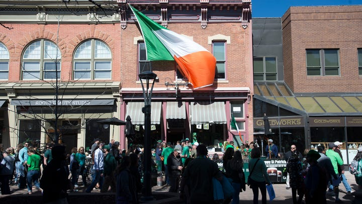 Check out these St. Patrick's Day events in Fort Collins, Northern Colorado